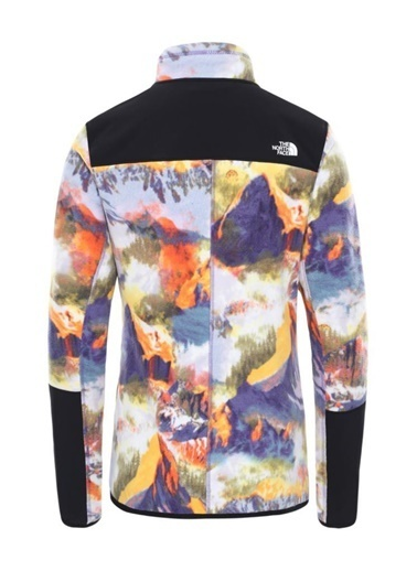 The North Face Diablo Midlayer Kadın Polar Mor Print Mor